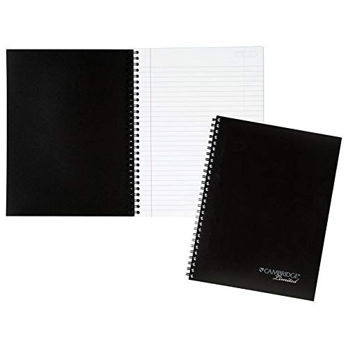 Cambridge Limited 30% Recycled Business Notebook, 7 5/8