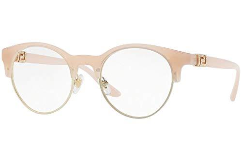 Versace Women's VE3233B Eyeglasses Opal Pink 49mm ()