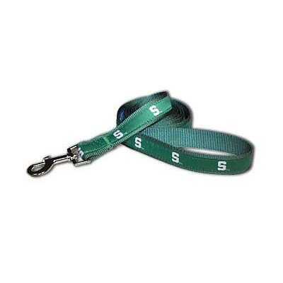 NCAA Michigan State Spartans Dog Leash, Medium/Large