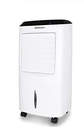 🥇 Orbegozo AIR 52 – Climatizador portátil evaporativo 3 en 1: climatizador