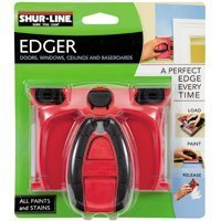 (Shur-Line 2006561 Paint Edger Home Improvement Accessory w/ Attached Paint Pad)