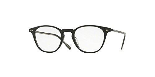 Oliver Peoples OV5361U - 1005 Eyeglasses Frame BLACK w/ Demo Lens  ()