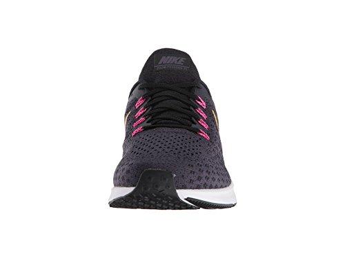 [NIKE(ナイキ)] メンズランニングシューズ?スニーカー?靴 Air Zoom Pegasus 35 Gridiron/Laser Orange/Black/Pink Blast 11.5 (29.5cm) D - Medium