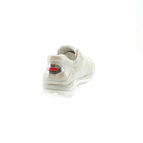 donna 62 Argento 965 66 Gabor Sneaker Rose gwUEISqnS