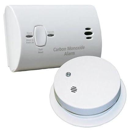 Kidde Carbon Monoxide /& Smoke Alarm 21010042