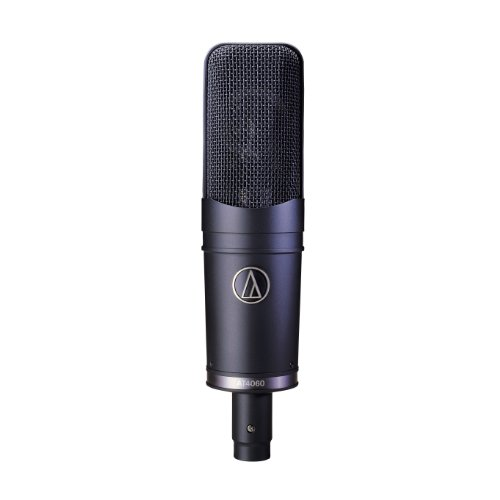 Audio-Technica AT4060 Cardioid Condenser Tube - Pattern Vacuum Tube Microphone Condenser