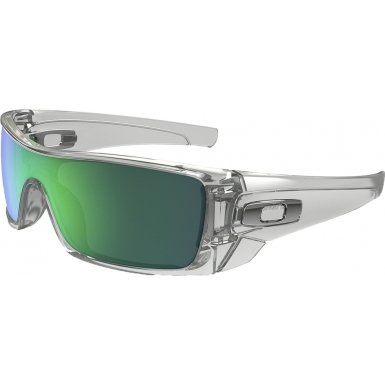 8e3de111db0 Oakley Men s Batwolf Non-Polarized Iridium Rectangular - Import It All
