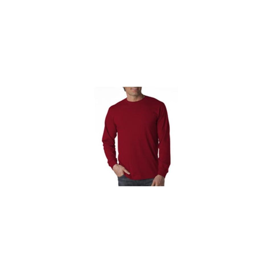 Fruit Of The Loom Adult T Shirt Cardinal S