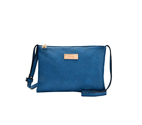 Borsa 9 19 Colore Donne Di Abbigliamento A Centimetri 16 Le Blu Coco Tracolla wTOXqxgz