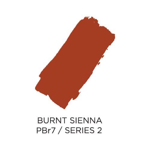 Akua Intaglio Print Making Ink, 8 oz Jar, Burnt Sienna (IIBS) by Akua