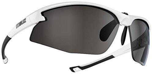 Bliz Motion Multi-sportarten Brillen Polycarbonat-gläser UVA-Schutz Sonnenbrille Weiß NB1gF