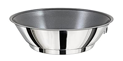 Magma Products, A10-369-IND Gourmet Nesting Induction Stainless Steel Saute / Omelette Pan