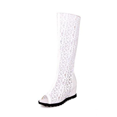 Eu Sandales 36 Femme Pour Blanc Slc01717 Adeesu qvw7w