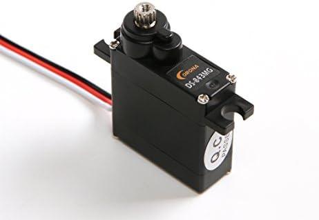 DIY Maker Booole 8.5g 0.10sec Corona DS-843MG Digital High Torque Micro Servo 4.8kg HobbyKing