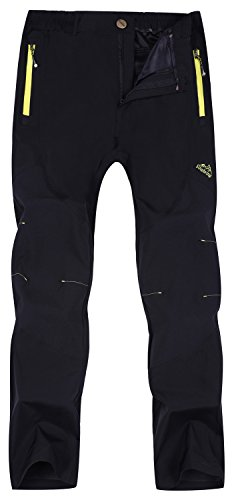 Singbring Outdoor Windproof Hiking Pants Waterproof Ski Pants For Men Women