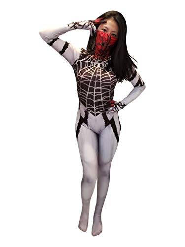 AestheticCosplay Symbiote Silk (XS)]()