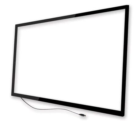 24inch ir Touch Frame,Infrared Multi Touch Screen Panel, IR Touch Screen Frame, USB,10point,Tube Packing.Without Glass