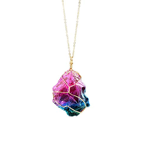 Buy natural rainbow stone