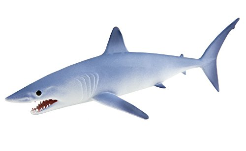 Mako Shark Toys : Safari ltd mako shark realistic hand painted toy