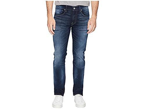 (Hudson Jeans Men's Byron Straight Leg Zip Fly Jeans, Carson, 33)