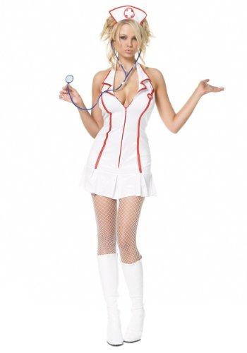 Head  (Sexy Nurse Fancy Dress)