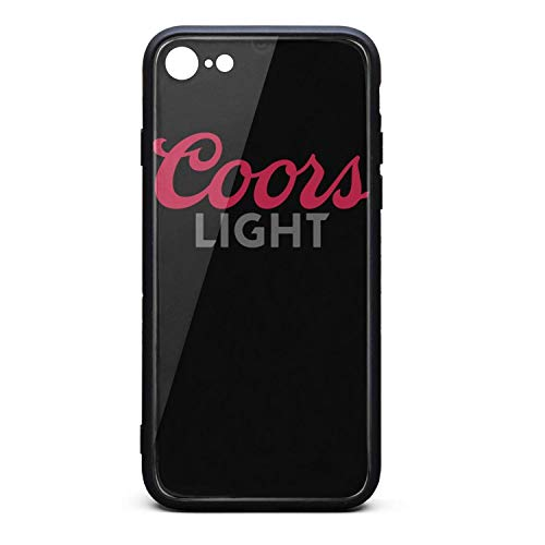 Hybrid Protective Durable Stylish Non-Slip Design Fashionable iPhone Cases Covers for 6/6s,7/8,6Plus/6sPlus Back Cover Anti-Scratch Scratch Resistant Thin Ultra Slim (Coors Light Case)
