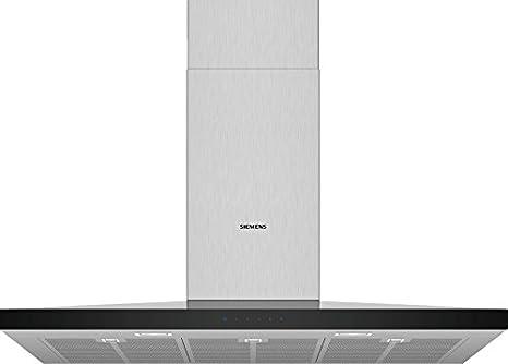Siemens LC97QFM50 - Campana extractora (acabado inoxidable): Amazon.es: Grandes electrodomésticos