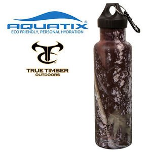 - Camo 21 Oz Camouflage Ultimate Sport Bottles Personal Hydration Best Insulated Water Bottle NO Leak or Sweat Stainless Cold 24 Hrs Hot 12 Hrs Perfect Fitness Outdoor Hiking Hunting Fishing Paintball