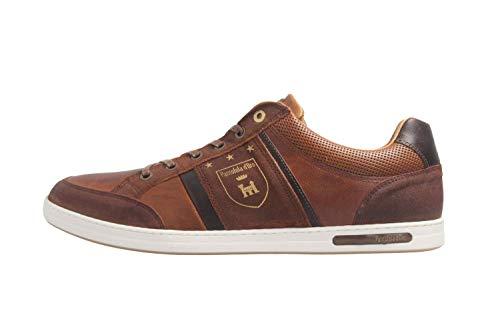 Pantofola d'Oro Herren Mondovi Uomo Low Sneaker Tortoise Shell