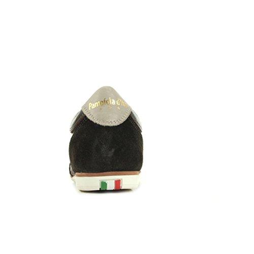 Pantofola d'Oro Savio Romagna Uomo Low - Zapatillas Hombre Braun (.Iqu)