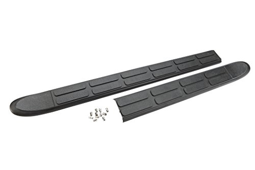 (GM Accessories 88961650 Tubular Step Assist Pads with Rectangle Pattern and)