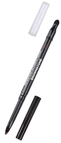 JUVITUS Indelible Automatic Pencil Eyeliner - Waterproof - Brownstone - 0.01 oz.