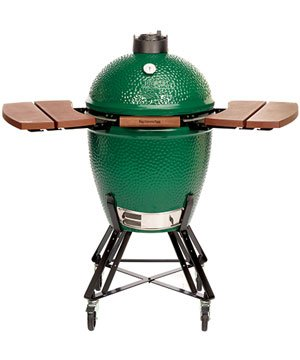 HDPE Shelves for Large Big Green Egg, Side Shelves Only