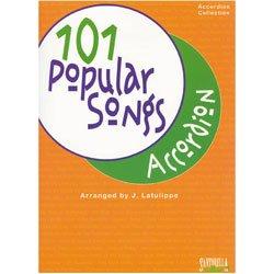 Santorella Publications 101 Popular Songs for Accordion (Santorellas Accordion)