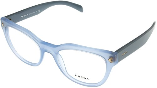 Prada Prescription Eyewear Frames Unisex Azure PR21SV - Prada Cheap Frames