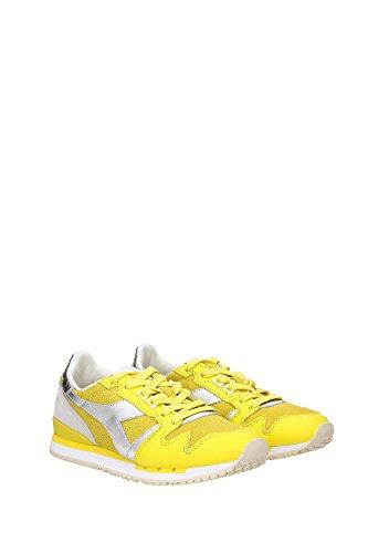Sneakers Heritage Diadora Glitter giallo W per Exodus donna qzw1fSpx