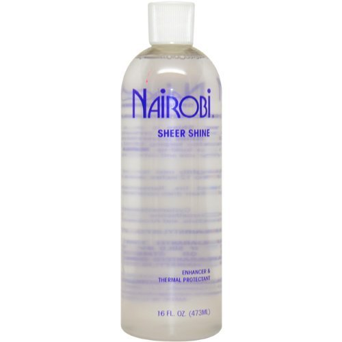 Nairobi Sheer Shine Thermal Protectant for Unisex, 16 Ounce ()
