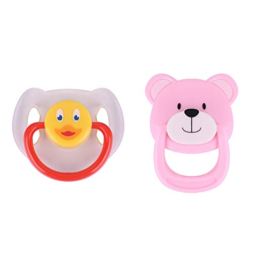 Kaydora Reborn Baby Doll Accessories, Pacifier for Dolls