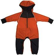 Stonz Rain Suit Waterproof Coverall for Baby Toddler Girl Boy Rainsuit Rain Coat