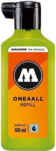 Molotow MO692221 Refill ONE4ALL - Ricarica per pennarelli indelebili, 180 ml, 1 pezzo, colore: rame