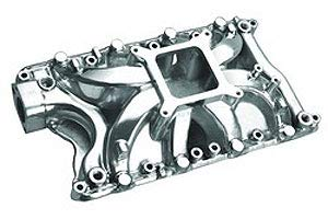Professional Products 54032 Polished Hurricane Intake Manifold for Ford ()