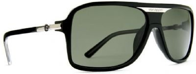 Von Zipper STACHE BKG BLACK GLOSS GREY Designer Men Sunglasses by VonZipper