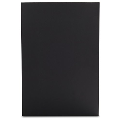 Elmer's Foam Board, Black, 20x30x0.5 Inch (Pack of 10) by Elmer's