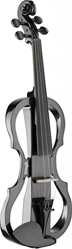 Stagg EVN X-4/4 MBK Electric Violin by Stagg
