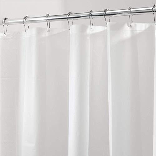 iDesign PEVA Liner, Plastic Shower use Alone or