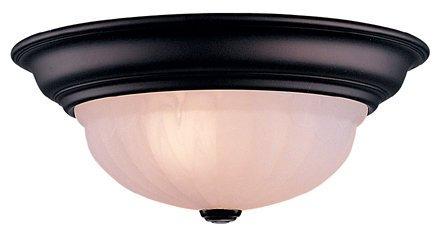 - 14-Inch Flushmount Ceiling Light