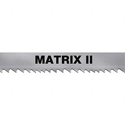 (Band Saw Blade, Matrix II, 14 ft. 9in. L.)