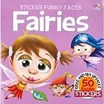 Fairies (Sticker Funny Faces)