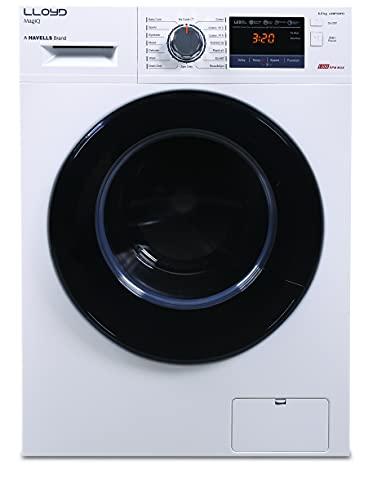 LLOYD 7.0kg MagiQ Fully Automatic Front load washing machine (LWMF70WX3 – White)