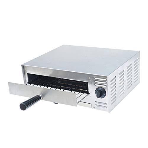 Comercial eléctrico Horno para pizzas sola capa eléctrica profesional Horno de cocción de la torta/Pan/Pizza Con…